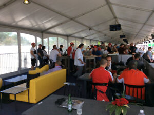 F1 Montreal, Trackside Hospitality in a Suite!