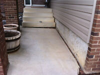 MILLER CUSTOM CONCRETE,CONCRETE LIFTING AND REPAIR