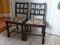 Wonderful dining chairs