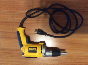 DeWalt Drywall Screwdriver gun
