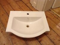 Basin for vanity unit