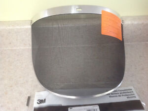 3M Steel Mesh High Heat W96M  Protective Facesheilds