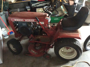 1976 Wheel Horse Lawn Tractor 10Hp Kohler with Toro Mower Deck