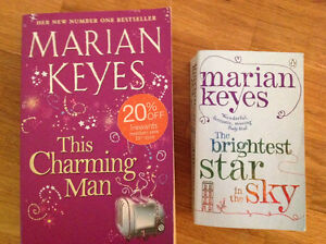 Marian Keyes-This Charming Man and The brightest star in the sky