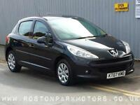 2007 PEUGEOT 207 1.4 16V S 5dr very clean Jun 2018 MOT