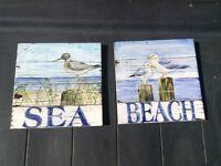 Set of 2 Tiles
