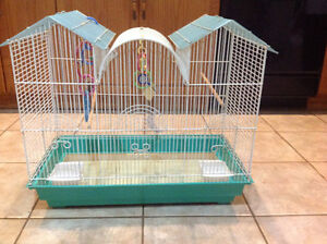 BIG CAGE FOR FINCHES, CANARIES,LOVEBIRDS, ETC... Sarnia Sarnia Area image 1