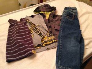 Size 3 - Boys Clothing  - $10.00 for all