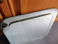 Square wall Mirror, rounded corners
