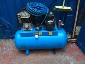 240v compressor ABAC B312 100LTR