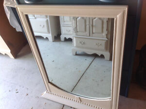 Antique Maple Dressers, Night tables and Mirror London Ontario image 3