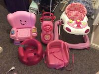 Nice baby used items for sale