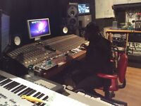Music Producer/Musician with studio