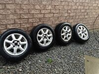 Vw or honda wheels 185/65/14