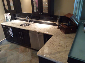 Granite Counter Top Strathcona County Edmonton Area image 1