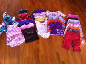 Girls 9 month and 9 - 12 month lot