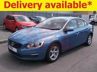 2015 Volvo S60 Business Edition D4 2.0 DAMAGED REPAIRABLE SALVAGE