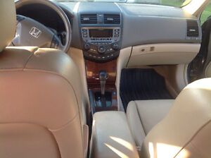 2007 Honda Accord Exl Sedan