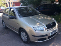 SKODA Fabia 1.2 HTP 12v Classic 5dr hpi clear Only 1 lady owner Low mileage