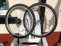 Wheels bycycle
