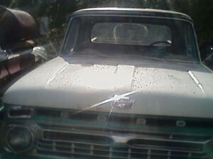 for sale or part out 1963 ford half ton