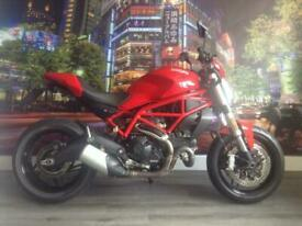2018 Ducati Monster Monster 797+ Petrol Manual