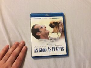 (FILM) AS GOOD AS IT GET (BLURAY, SEULEMENT).