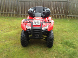For Sale Honda ATV St. John's Newfoundland image 2