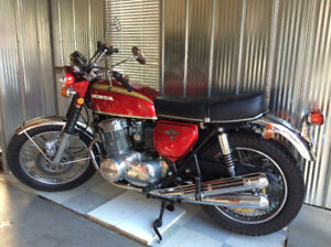 71 CB750 STOCK ORIGINAL