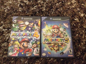 Mario Party 5 GameCube for sale or trade