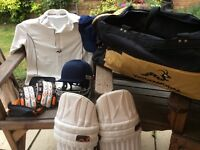 Cricket package