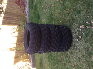 Set of 4 ATV Tires