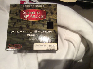 Atlantic Salmon Spey Fly Line