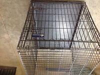 XL Large ON HOLD Petmate training crates