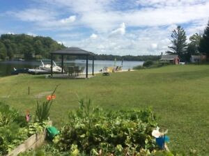 Lake House Rent - Bob's Lake - Only Two Summer Weeks Left