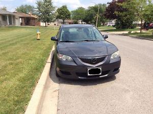 2006 Mazda Mazda3 GS Sedan