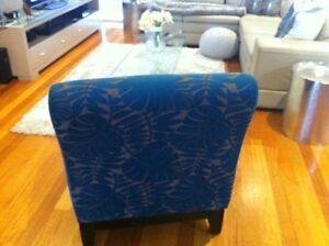 New Beautiful Plush Armchair RRP $1100 Used As Display Bargain Mentone Kingston Area Preview