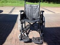 Self Propelled Wheelchair Excellent Condition