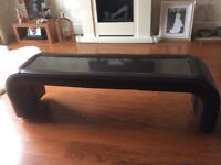 Great condition narrow coffee table