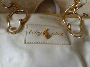 Beautiful baby phat  purse and sandles
