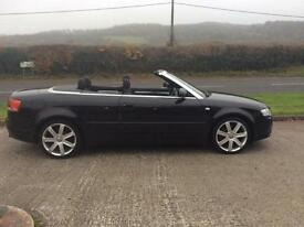 2006 56 AUDI A4 1.8T CABRIOLET FACELIFT MODEL WINTER BARGAIN
