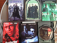 Collection of 50 + movies on DVD