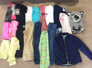 Girls size 6 Clothes - 19 pieces