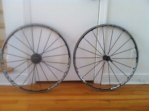 SET de roues Mavic ksyrium elite wheelset