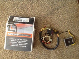 RMZ 450 lighting coil