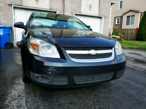 Chevrolet Cobalt IT 2010 Black 2 Doors Automatic