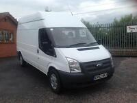 Ford Transit 2.2TDCi ( 125PS ) 350 9 seater crew van 2012