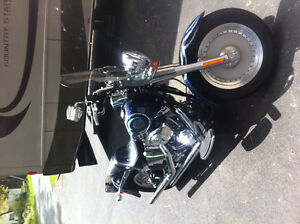 Low Kms 2006 Harley Fatboy