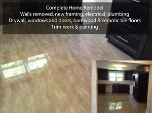 Do You Need Flooring Installed?, Give Us A Call St. John's Newfoundland image 1