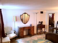 Large Furnished Funky Suite Clean 1000sq feet for Now/March 1st